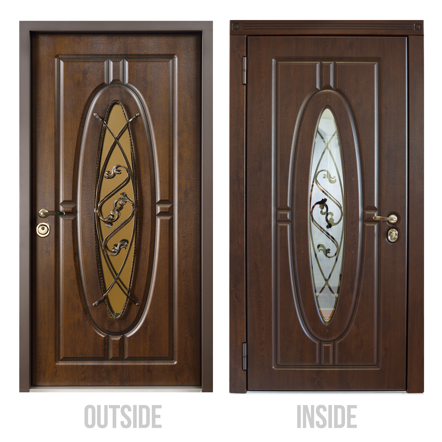 Buy Monarch Front Door At A Bargain Price From Novo Porte At
