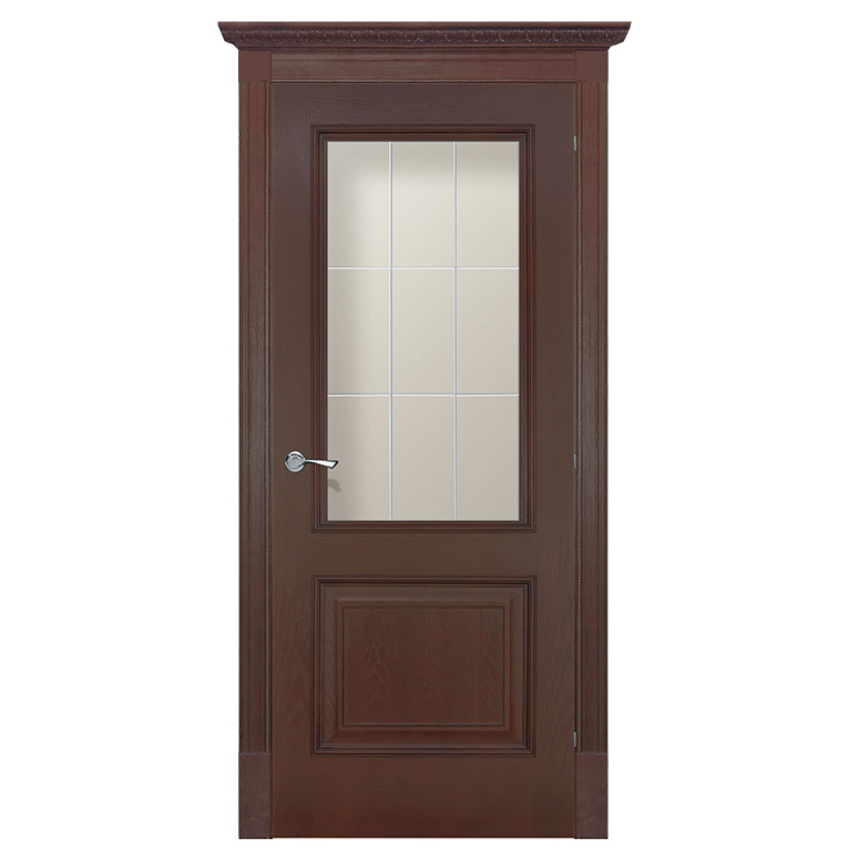 Versailles interior doors in cognac oak at thedoorsdepot buy versailles interior doors in for Purchase interior doors online