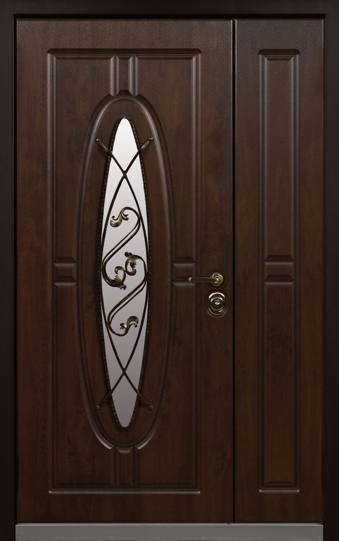 Monarch Double Front Door ... & Buy Monarch Double front door at a bargain price from Novo Porte ...