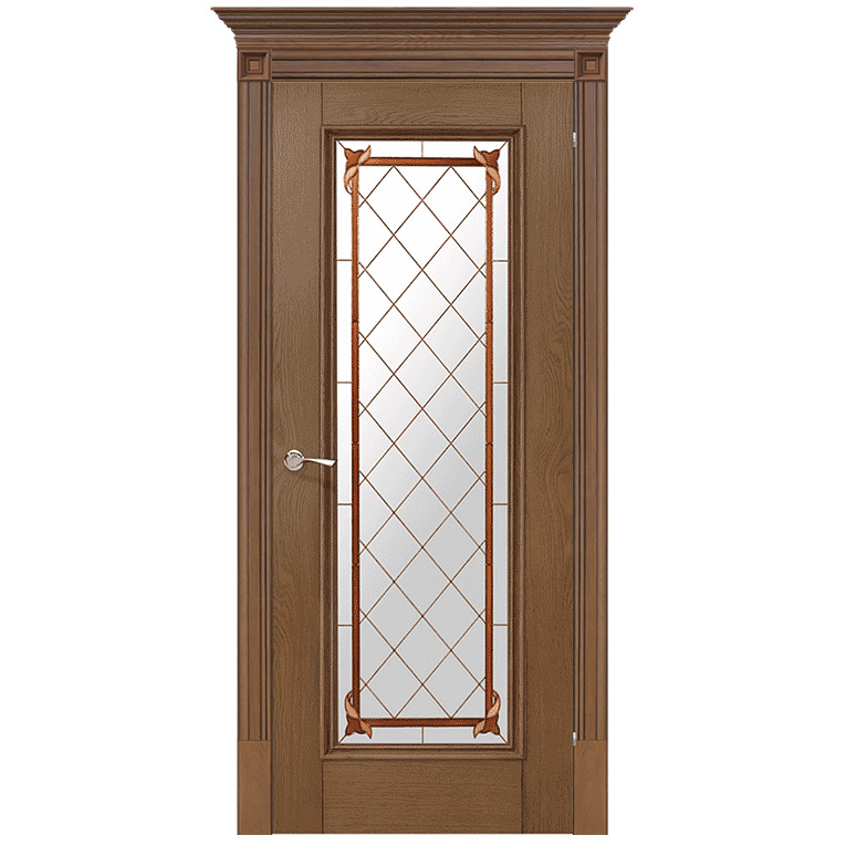 Romula 5 glazed interior doors honey oak at thedoorsdepot buy romula 5 glazed interior doors for Purchase interior doors online