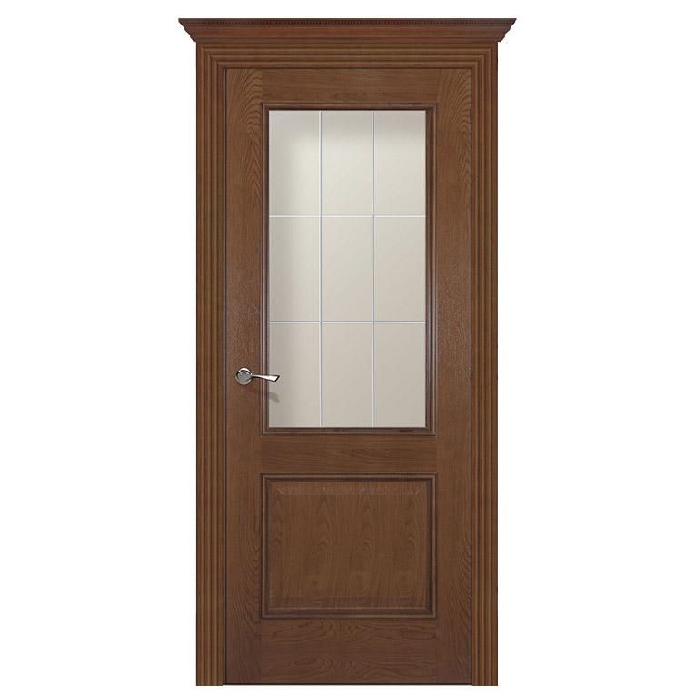 ... Versailles Interior Door In Honey Oak