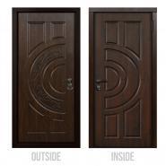 Selena Entry Door