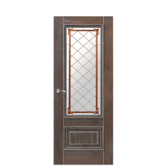Romula 1 Door | Grey Oak
