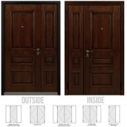 Wagner Double Entry Door