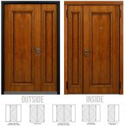 Ballad Double Front Door