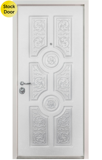 Versace entry door