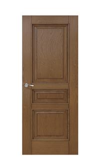 Romula Door in Honey Oak