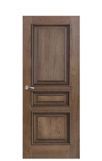 Romula Door in Chestnut