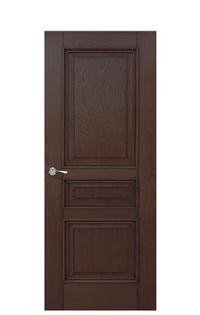 Romula Door in Cognac Oak