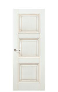 Romula 2 Interior Door | Vanilla Gold