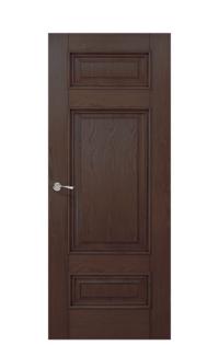 Romula 4 Door in Cognac Oak