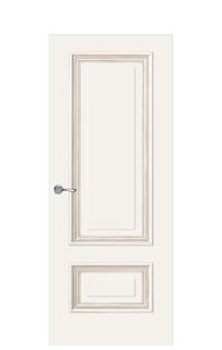 Doge-1A Door | Antique Gold