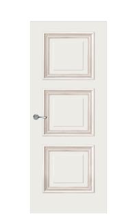 Doge-1D Door | Antique Gold