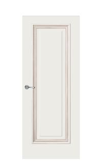 Doge-1E Interior Door | Antique Gold