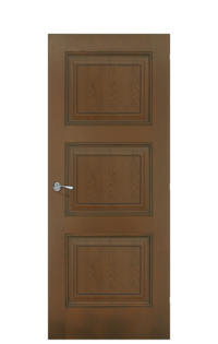 Trieste De Cante Door | Honey Oak