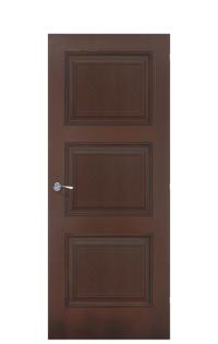Trieste De Cante Door | Cognac Oak