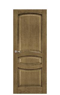 Vienna Door | Rustic Walnut
