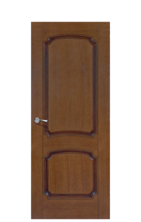 Madrid Interior Door | Honey Oak
