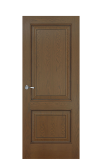 Versailles De Cante Door | Honey Oak