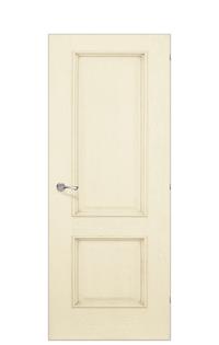 Versailles Interior Door in Vanilla
