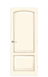 Verona De Cante Door | Vanilla