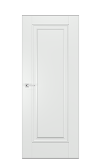 Alicante FK Hard-Milled Enamel Painted Door