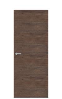 Unica 1 Natural Wood Door | Chestnut