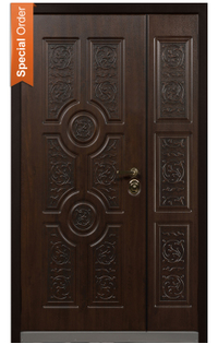 Palazzo Double Entry Door