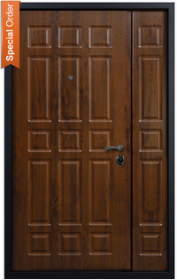 Bosphor Double Front Door