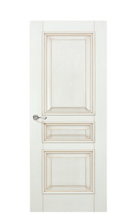 Romula Door in Vanilla Gold