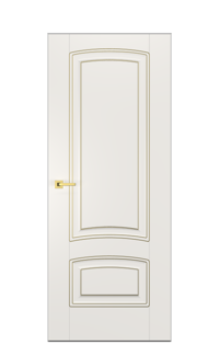 Alicante GN Door | Antique Gold
