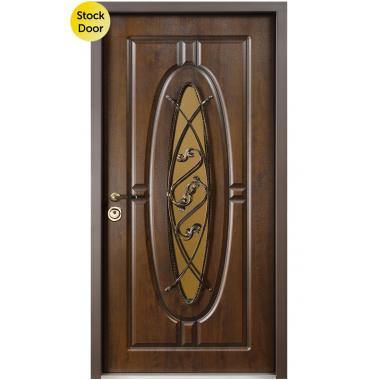 Monarch entry door