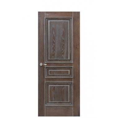 Romula Door in Gray Oak