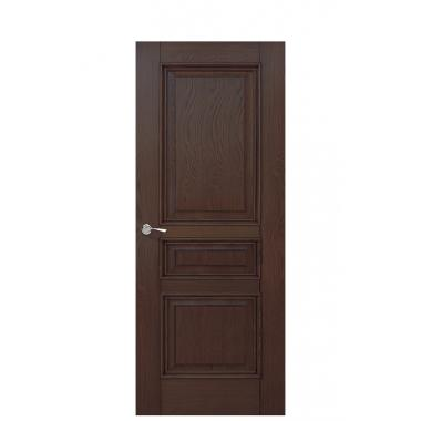 Romula Door in Cognac Oak