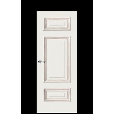 Doge-1C Enamel Painted Door   Antique Gold