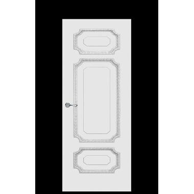 Doge-3C Door | Antique Silver