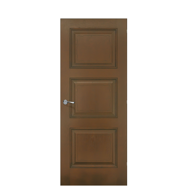 Trieste Interior Door in Honey Oak