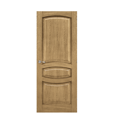 Vienna Door | Rustic Oak