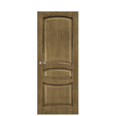 Vienna Door | Rustic Walnut
