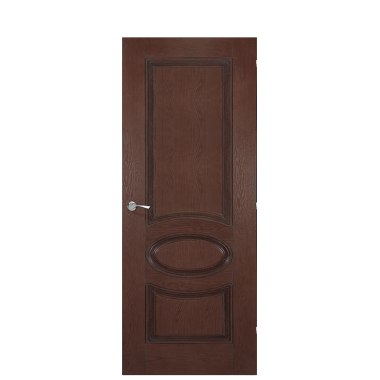 Valencia Door in Cognac Oak
