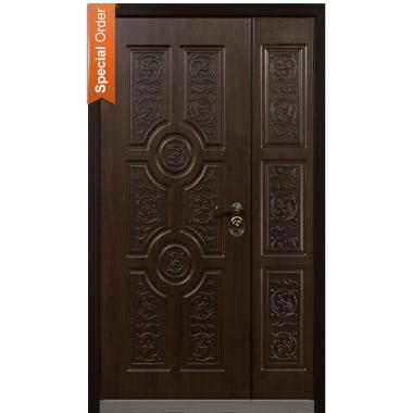 Palazzo Double Entry Door