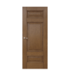 Romula 4 Door in Honey Oak