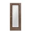 Romula 5 Glazed Door | Chestnut