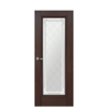 Romula 5 Glazed Door | Cognac Oak