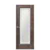 Romula 5 Glazed Door | Grey Oak