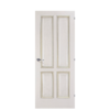 Plymouth Interior Door in Ivory & Gold