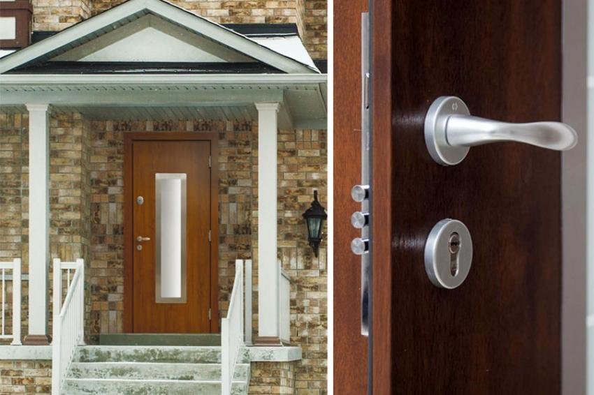 Strength and Durability of Front Doors