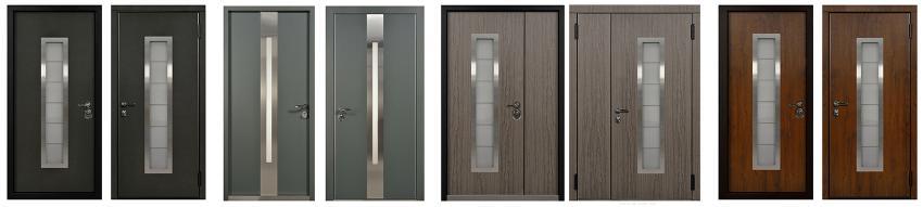 Advantages of glazed entry doors