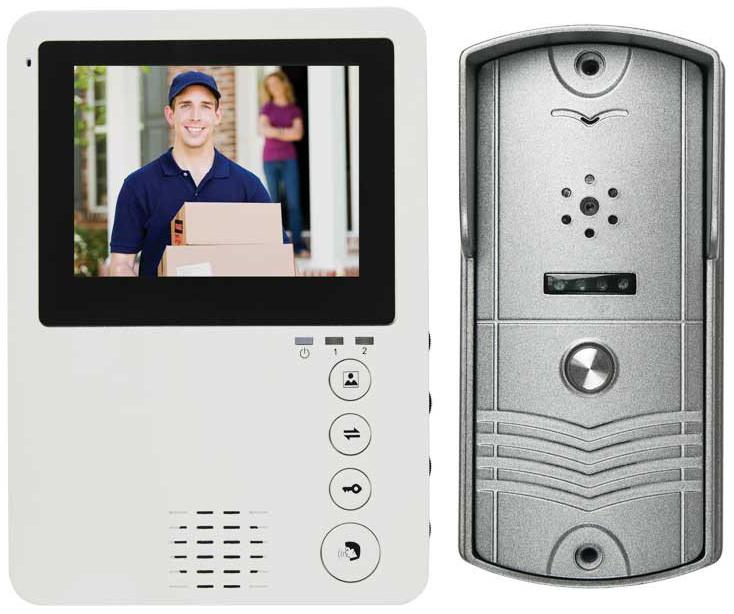 Choosing the right intercom for front door