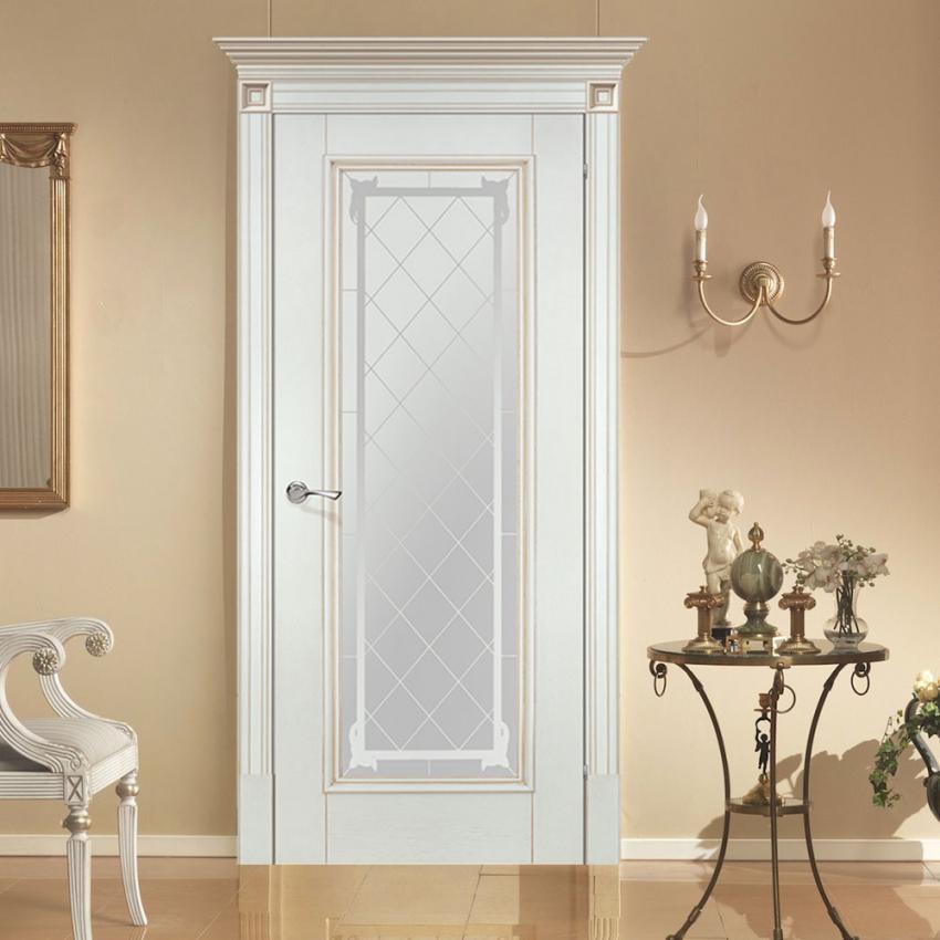 How to maintain glazed doors